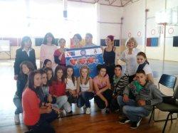 """Гимназия """"Д-р Иван Панов"""" е домакин на третата работна среща по проект """"Споделяне на култури"""""""