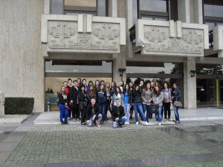 Пътуване на групите по проект УСПЕХ