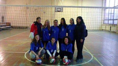 Ученически игри по волейбол 2014/2015