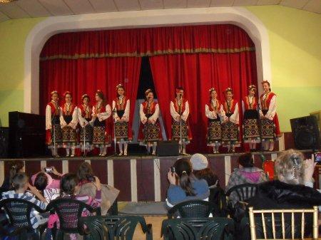 """Представителна изява на Народен хор """"Българка"""""""