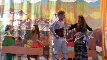 "Представителна изява на студио Театрална трупа ""Йордан Радичков"""