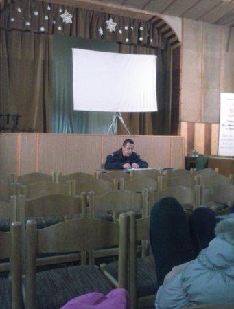 """Лекция за наркотиците в Гимназия """"Д-р Иван Панов"""""""