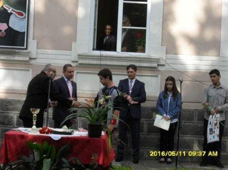 """Победителите в Четвъртия конкурс """"Летене по Радичков"""" получиха своите награди"""