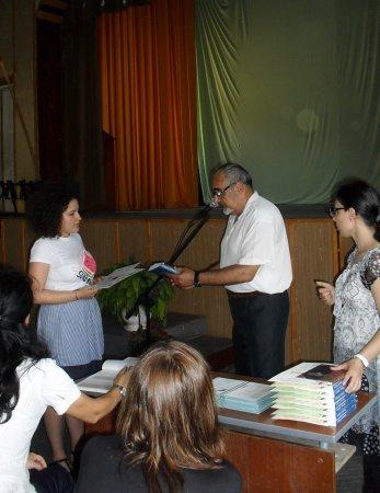 Випуск 2016 получи своите дипломи