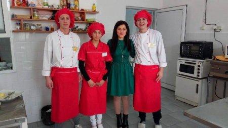 """Десето състезание """"Най-добър млад готвач и най-добър млад сервитьор"""""""