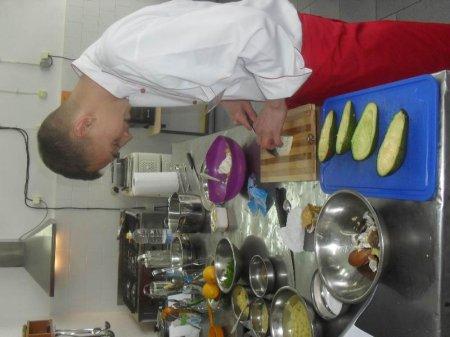 """Единадесето състезание """"Най-добър млад готвач и най-добър млад сервитьор"""""""