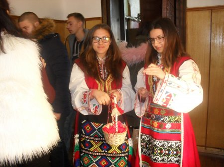 Отбелязване на най-българските празници