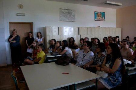 """Трета работна среща на екипите по проект  """"The 4S – Study, Support, Share, Succeed"""""""