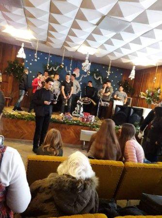 Коледа в Дома за стари хора в Берковица