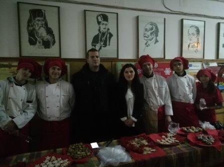 """Коледно тържество в ПГ """"Д-р Иван Панов"""""""