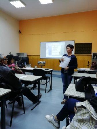 Методическа среща за учениците със СОП