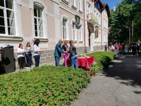 """ПГ """"Д-р Иван Панов"""" отбеляза своя Патронен празник"""