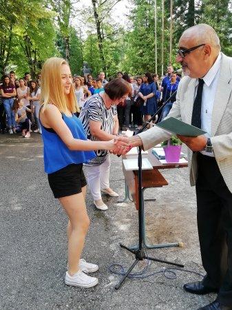 Випуск 2019 получи своите дипломи
