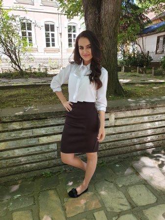 """Ученичка от Профилирана гимназия """"Д-р Иван Панов"""" е избрана за млад европейски посланик"""