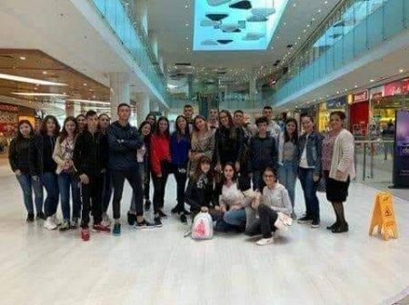 """Екскурзия за 9. Б  от конкурса """"Клас на годината 2018-2019"""""""